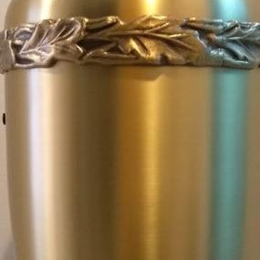 urna pogrzebowa metalowa